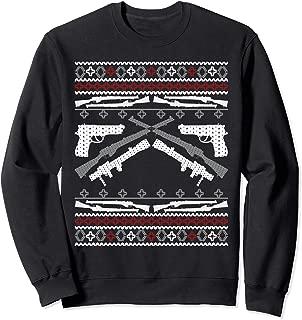 Gun Rights 2nd Amendment Sweatshirt Ugly Christmas Sweater
