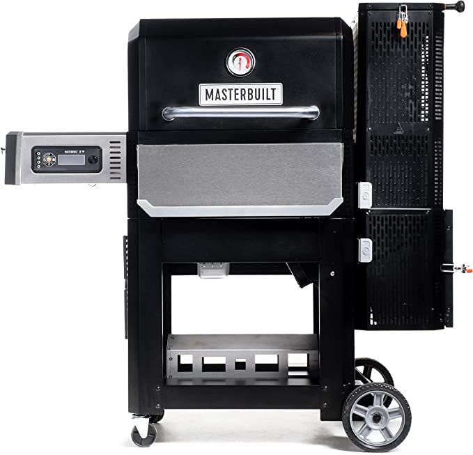 Masterbuilt MB20040221 Gravity Series 800 - Best Charcoal Smoker With Smart Functions