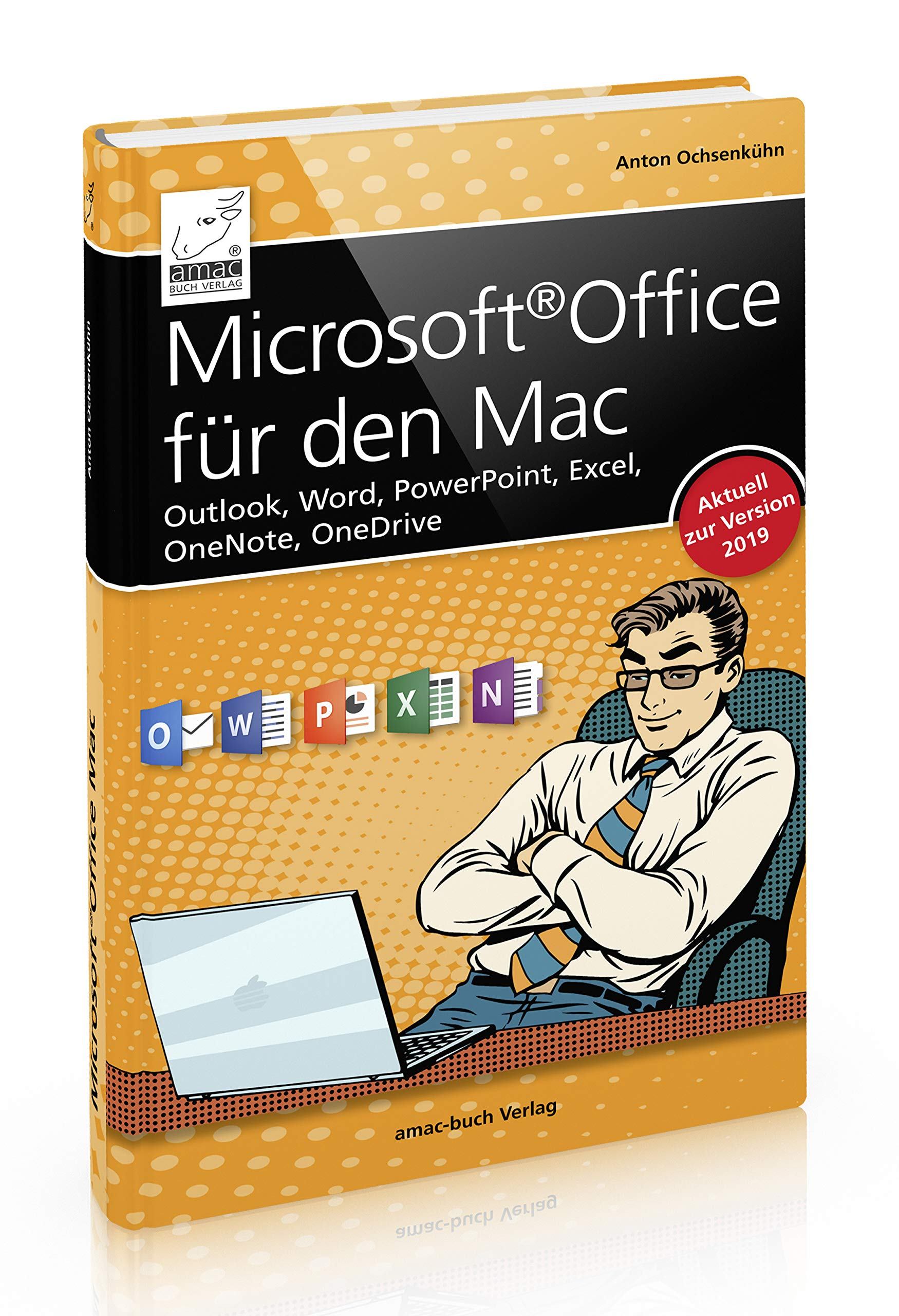 Download Microsoft Office Für Den Mac - Outlook, Word, PowerPoint, Excel, OneNote, OneDrive - Für Office 2019 