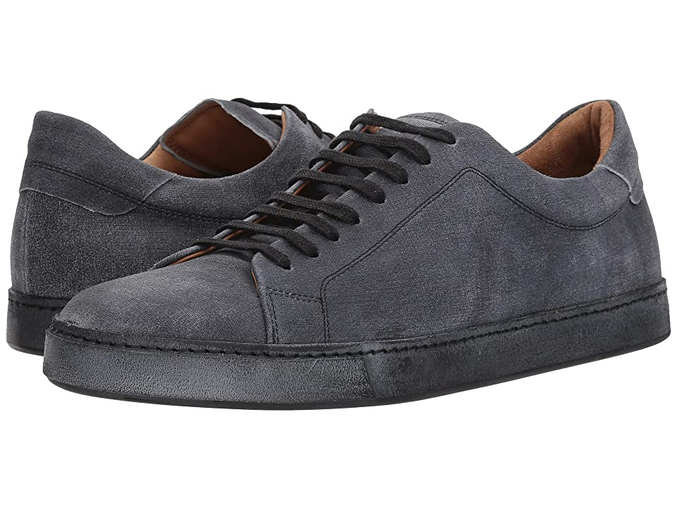 Vince Noble (Black Strauss Fillo Printed Suede) Men