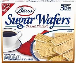 Biscos Sugar Wafers, 8.5 oz