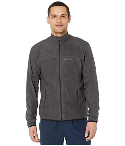 Marmot Pisgah Fleece Jacket (Black) Men
