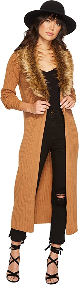 Show Me Your Mumu - Lombardi Long Cardi
