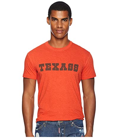 DSQUARED2 Tex T-Shirt (Deep Red) Men