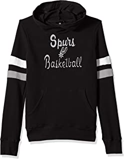 NBA by Outerstuff NBA Kids & Youth Girls Claim to Fame Overlay Hoodie