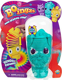ORB Odditeez Turquoise Puppy Boingzz - Cute Spingy Toy