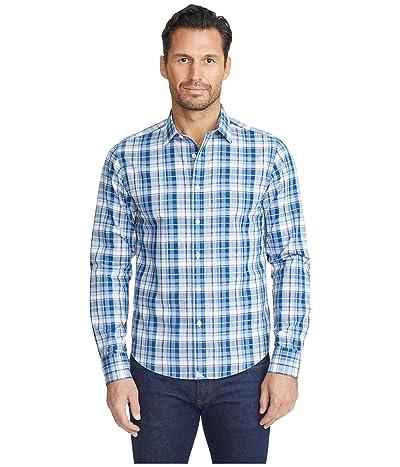 UNTUCKit Wrinkle-Free Terrantez Shirt (Blue) Men