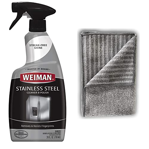 Black Stainless Steel Cleaner Amazoncom