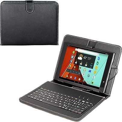 Navitech Lenovo A7-40 17 8 cm 7 Zoll HD IPS Tablet-PC Stand mit deutschem QWERTZ Keyboard mit Micro USB und Stylus Schätzpreis : 15,49 €