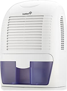 Ivation GDM30 Powerful Mid-Size Thermo-Electric Dehumidifier – Quietly Gathers Up..