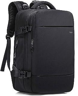 KAKA 40L travel Carry-On Backpack Flight Approved Weekender Laptop Backpack (Large)