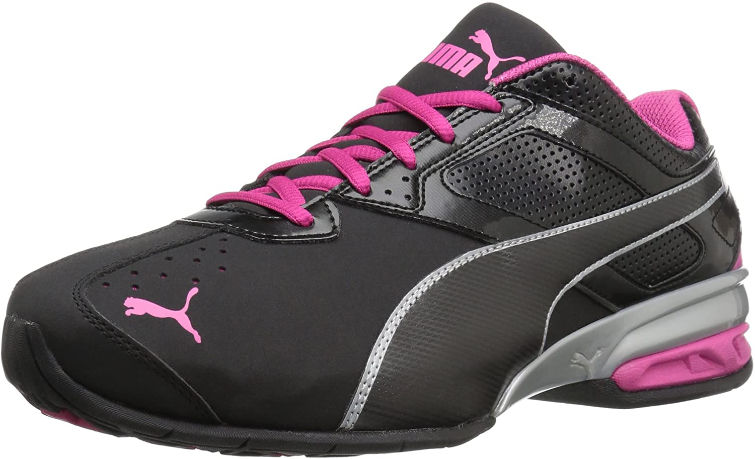 PUMA Women's Tazon 6 WN's FM Cross-Trainer shoes