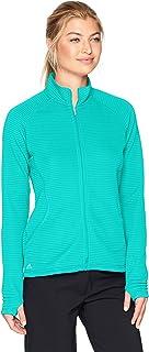 adidas, Golf Essential - Chaqueta con textura para mujer