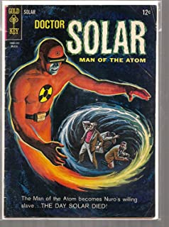 Doctor Solar Man of the Atom # 11, 4.0 VG