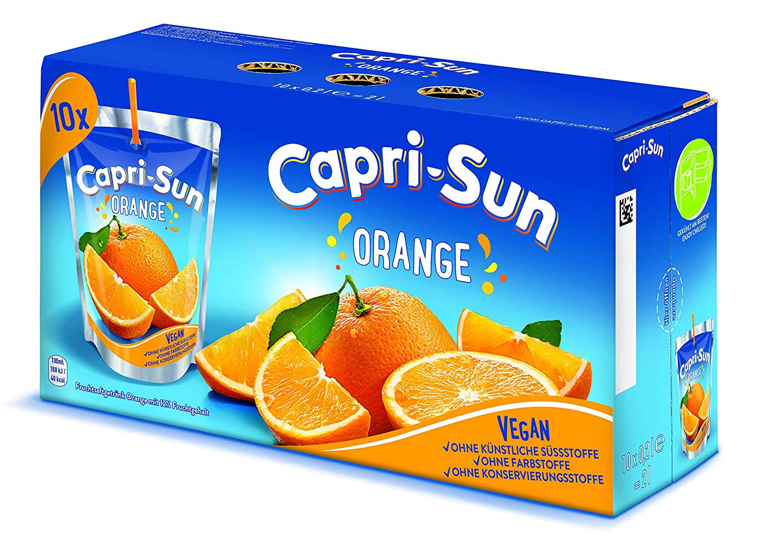 Capri Sun Orange   20 x 20 ml