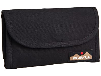 KAVU Big Spender (Black) Wallet Handbags
