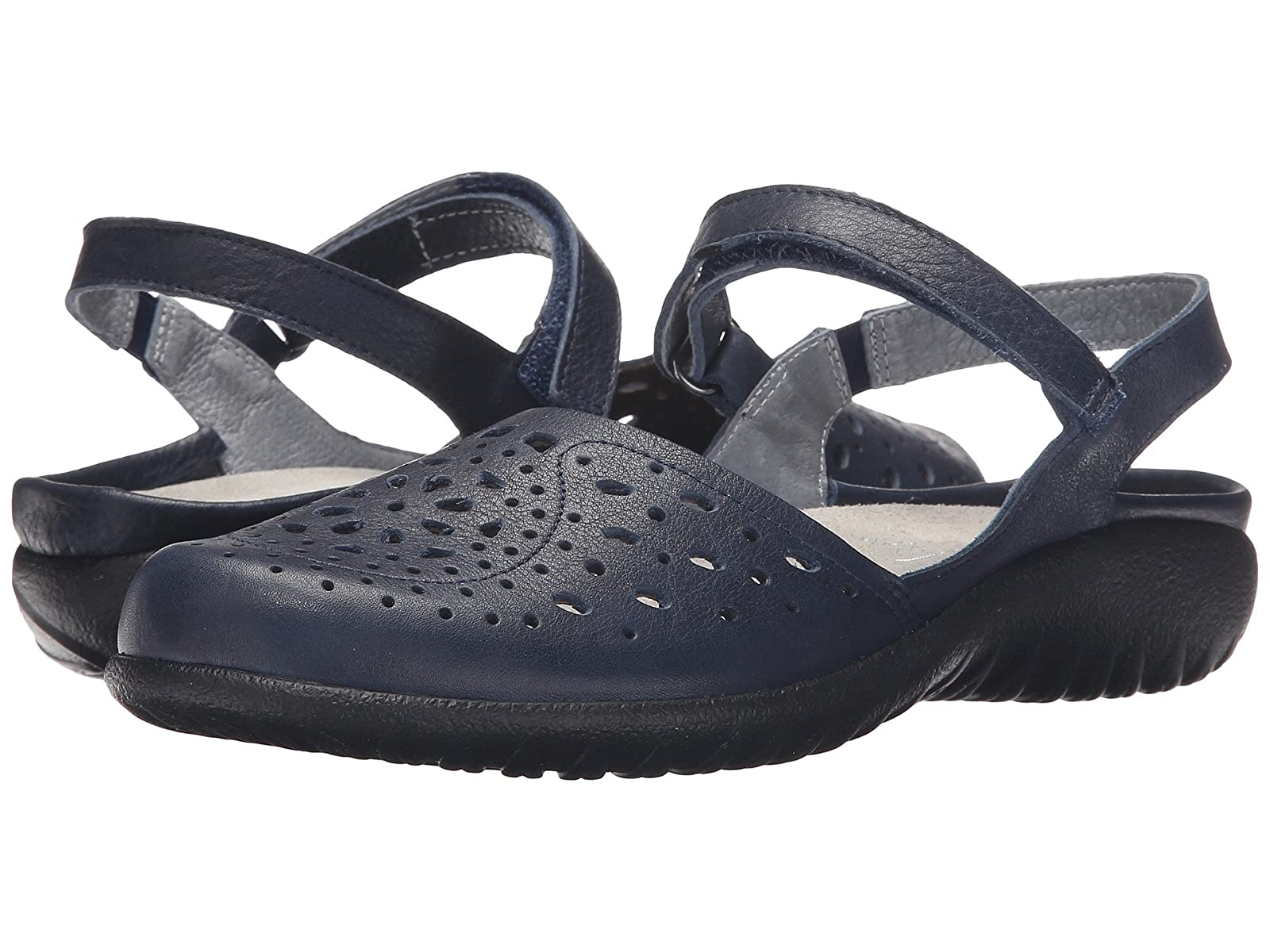 Naot AratakiAtmospheric grades have affordable shoes