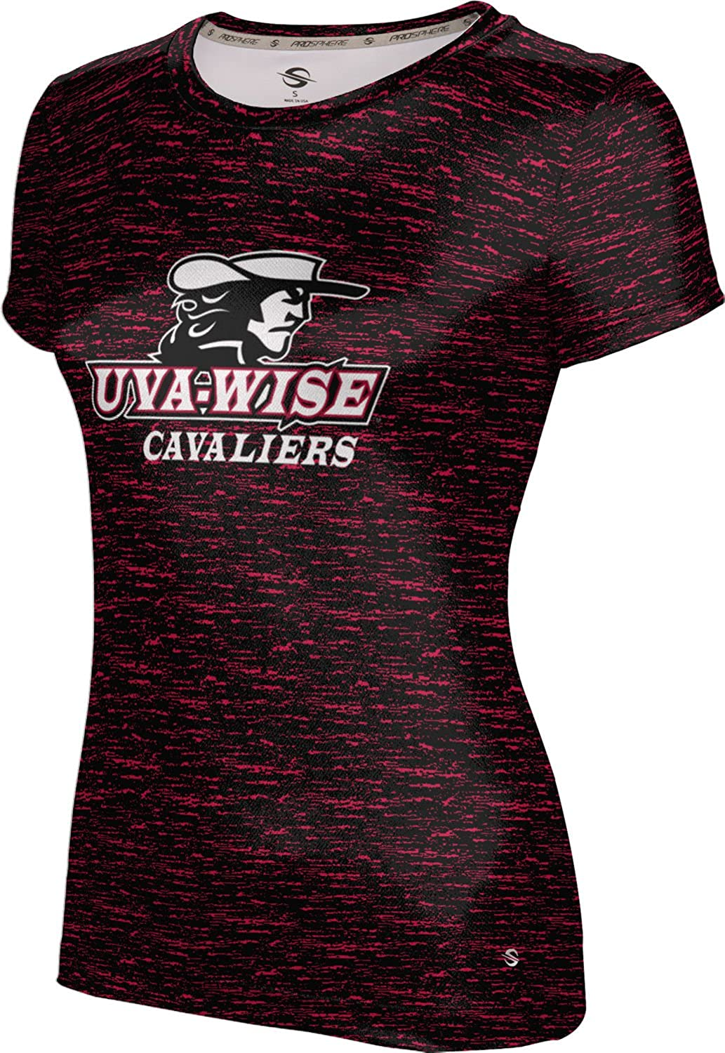 University of Virginia's College at Wise Girls' Performance T-Shirt (Brushed)