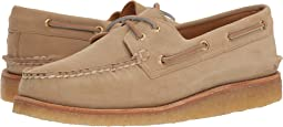 Sperry - Gold A/O 2-Eye Crepe Suede
