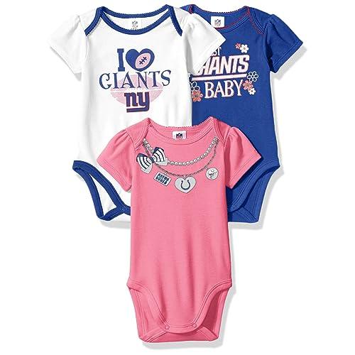 new arrival 16b74 e0254 New York Giants Baby Clothes: Amazon.com