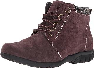 حذاء برقبة طويلة للكاحل من Propét للنساء, (بني), 38 EU Wide