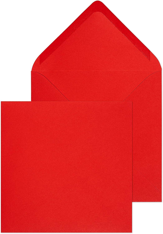 Purely Everyday env4265 env4265 env4265 155 x 155 mm Blake Gummierung, quadratischer Briefumschlag – Rot (500 Stück) B07DWH2RXW | Bequeme Berührung  ca07cc