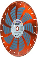 Heavy Duty 12-Inch by 1-Inch Metal Cutting Rescue Diamond Blade with Diamond Side Coating for Power Hand-Held Power Saws & Chop Saws (12