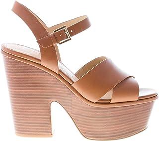 wholesale dealer 34e83 cad07 Amazon.it: Sandali Color Cuoio - Sandali / Scarpe da donna ...