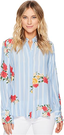 Adelyn Rae - Iris Blouse