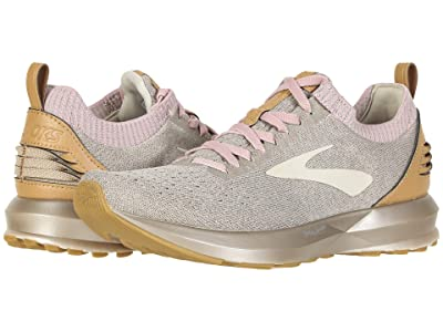 Brooks Levitate 2 (Tan/Brown/Pink) Women