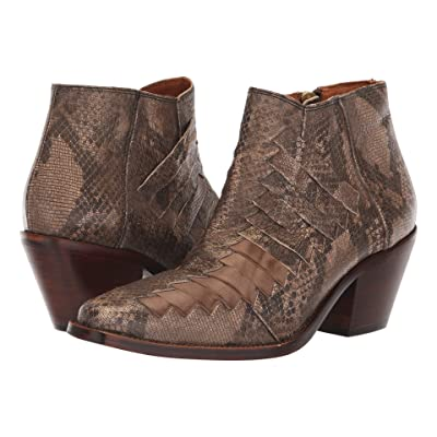 Free People Emmett Western Boot (Grey) Women