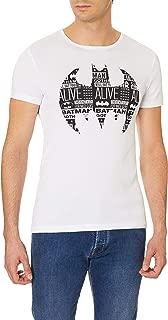 DeFacto Batman Lisanslı Slim Fit Tişört Erkek Üst Ve T-Shirt