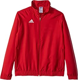 adidas Kids Core 18 Jacket (Little Kids/Big Kids)