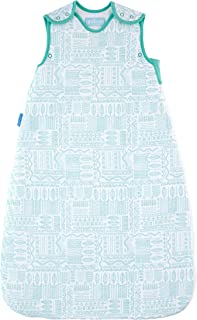 The Gro Company 1 Tog Cosmopolitan Grobag 18-36 Months Baby, Green