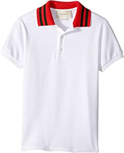 Gucci Kids - Polo 431309X5B87 (Little Kids/Big Kids)