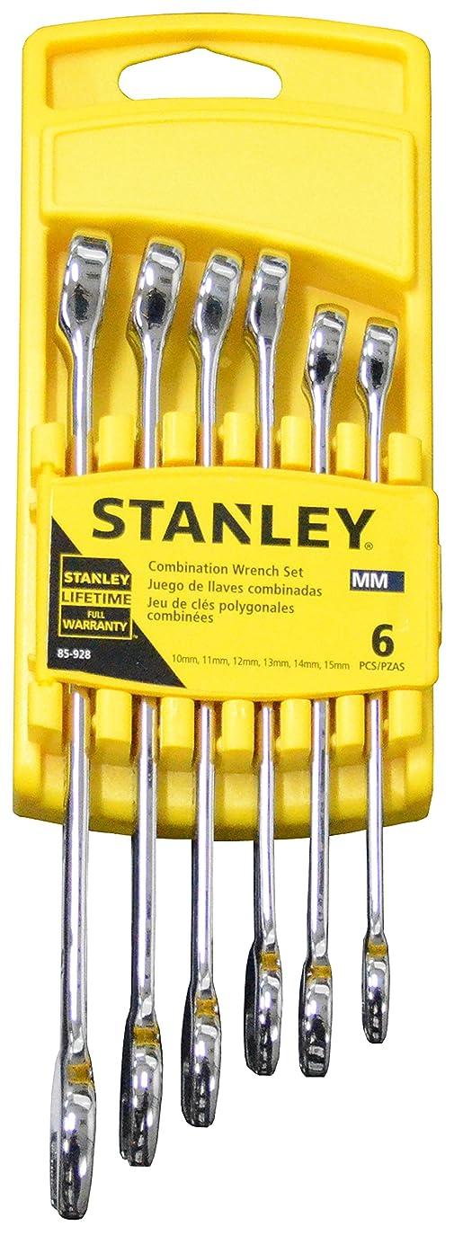 辛な刈る安定STANLEY (スタンレー) コンビネーションレンチ 6本セット 85-928