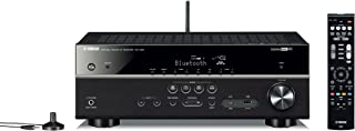 Yamaha RX-V481 5.1 Channel Network A/V Receiver with Wi-Fi and Bluetooth