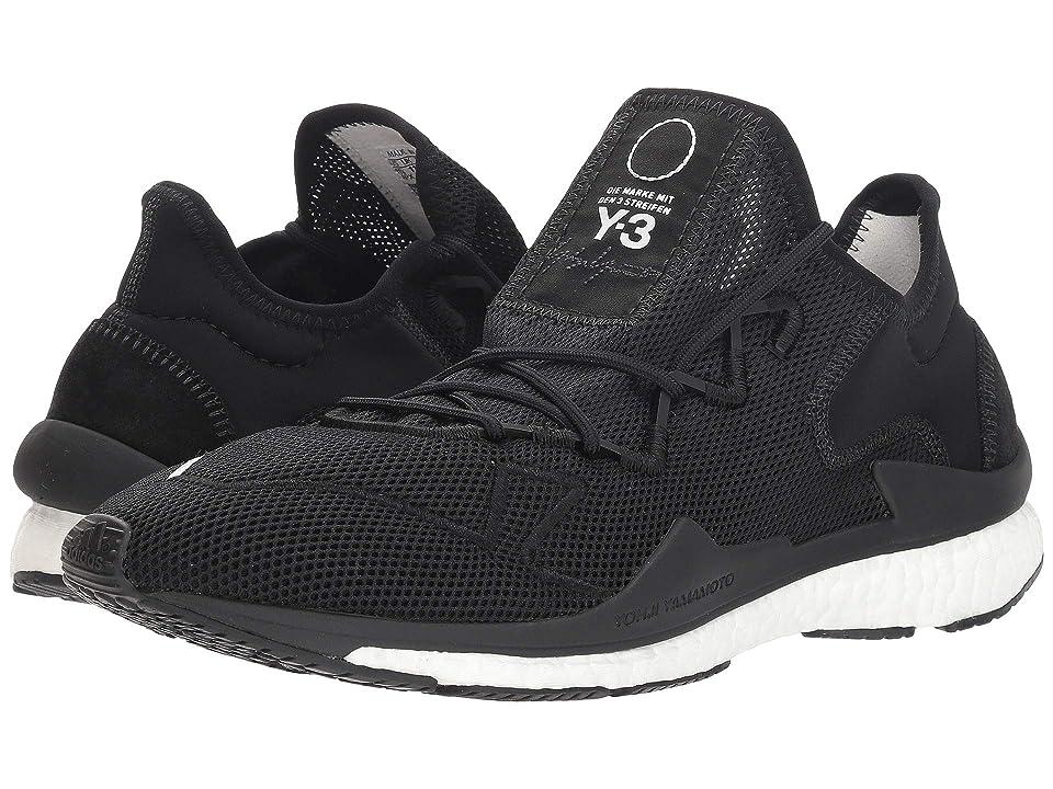 adidas Y-3 by Yohji Yamamoto Y-3 Adizero Runner (Black Y-3/Black Y-3/Footwear White) Athletic Shoes