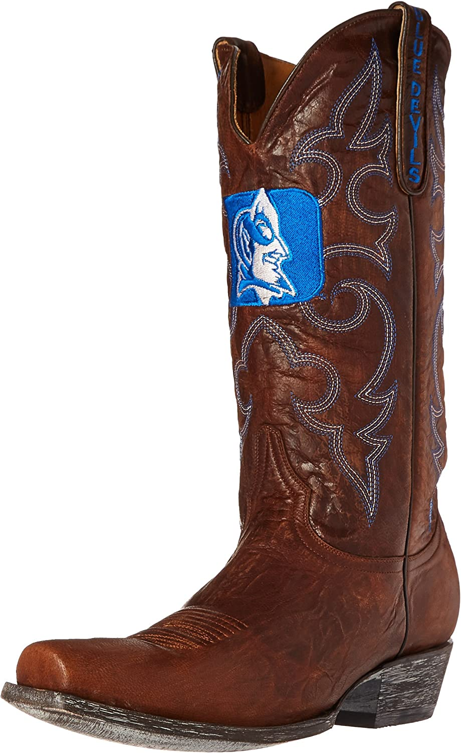 NCAA Duke bluee Devils Men's Board Room Style Boots