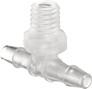 200 Series Barbs 1//8 Value Plastics Elbow Reduce Connector 3//32ID Tube Polypropylene 1//8 3//32ID Tube