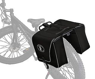 Rambo Fahrräder Bike Zubehör Tasche, Schwarz, R162