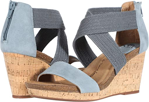 Chambray Suede