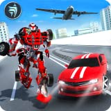 Multi Robot Transport: Roboter Auto, Fahrrad & Flugzeug