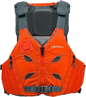Astral V-Eight Life Jacket PFD for Recreation, Fishing and Touring Kayaking