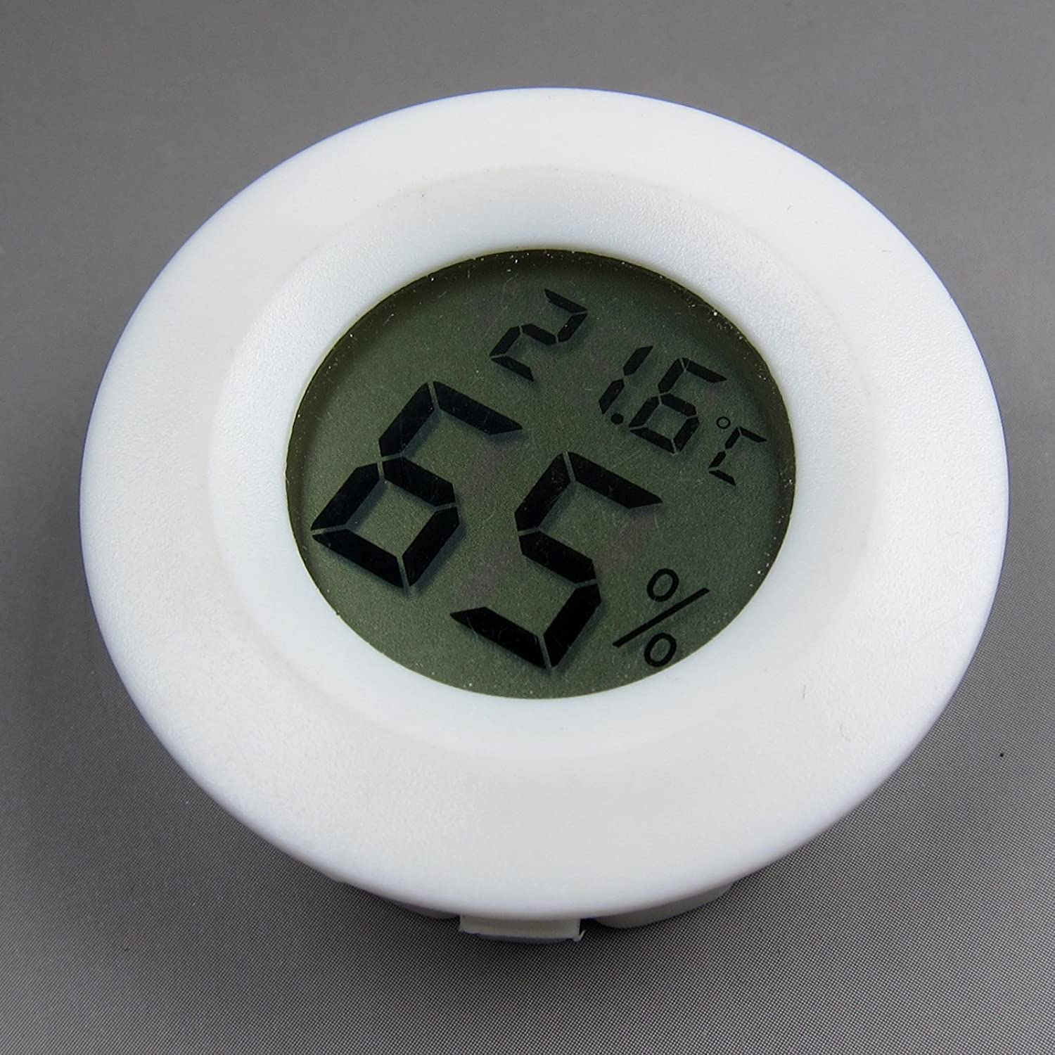 Alfie Pet  Misha Digital Thermometer and Hygrometer  color  White