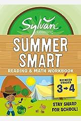 Sylvan Summer Smart Workbook: Between Grades 3 & 4 (Sylvan Summer Smart Workbooks) Kindle Edition