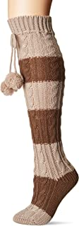 Women's 18'' Knee High Cable Socks