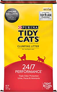 Purina Tidy Cats 24/7 Performance Clumping Cat Litter