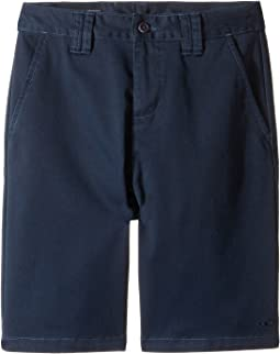 Contact Stretch Shorts (Big Kids)