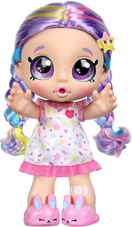Kindi kids Regenbogen Kate Kleinkind Puppe